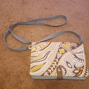 Thirty one cross body purse